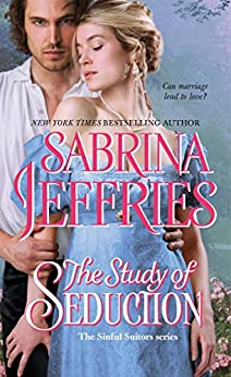 The Study of Seduction (The Sinful Suitors Book 2) by [Jeffries, Sabrina]