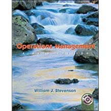 Amazon william j stevenson books biography blog audiobooks operations management instructors edition by william j stevenson 2004 03 fandeluxe Choice Image