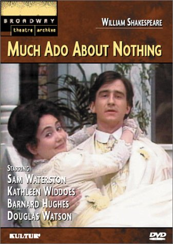 Much Ado About Nothing / New York Shakespeare Festival (Broadway Theatre Archive) by Kulter