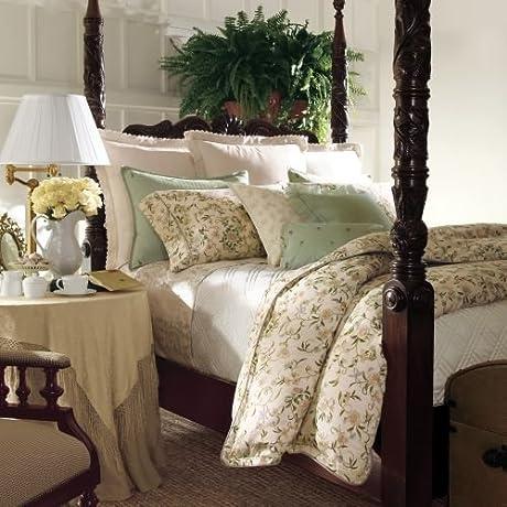 Lauren By Ralph Lauren Romantic Traveler Paisley Floral King Duvet Comforter Cover