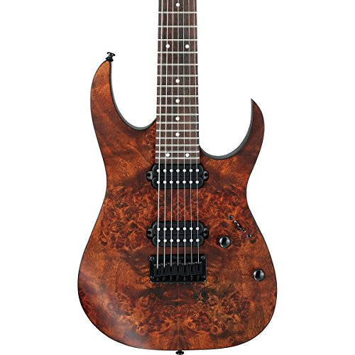 Ibanez RG7421PB 7-String Electric Guitar (Charcoal for sale  Delivered anywhere in USA