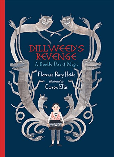 Dillweed's Revenge: A Deadly Dose of Magic ebook