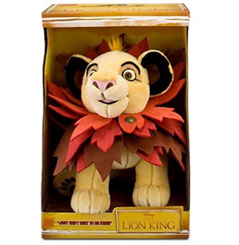Lion King Nala Costumes (Disney Exclusive The Lion King SIMBA Plush 12