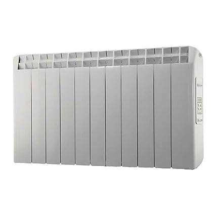 farho XP - Radiador Eléctrico de bajo Consumo 1210 W, Digital Programable y opción WiFi