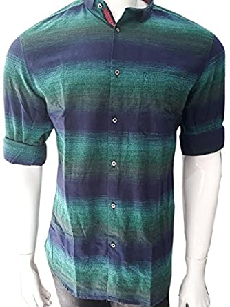 POLO STUDIO Casual Shirts for Men's MultiColor,(PS5): Amazon in