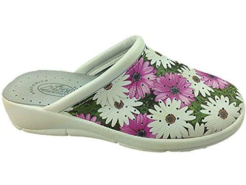 Foster Footwear - Sandalias con cuña mujer Flor