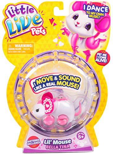 Little Live Pets Lil' Mouse - Bellatina