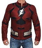 The Flash/Barry Allen Ezra Miller Justice League Jacket L