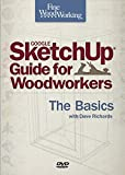 Fine Woodworking SketchUp Guide for Woodworkers - The Basics