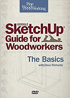 Fine Woodworking SketchUp® Guide for Woodworkers - The Basics (1621134288) | Amazon Products