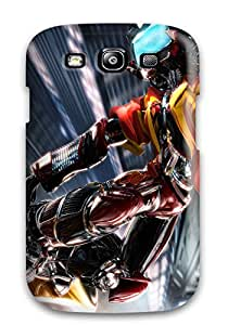 Chris Mowry Miller's Shop Hot New Shockproof Protection Case Cover For Galaxy S3/ Flcl Case Cover