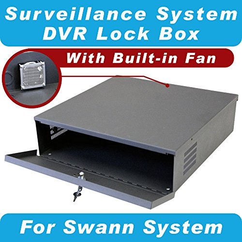 Crystal Vision Heavy Duty Swann Security Surveillance CCTV S