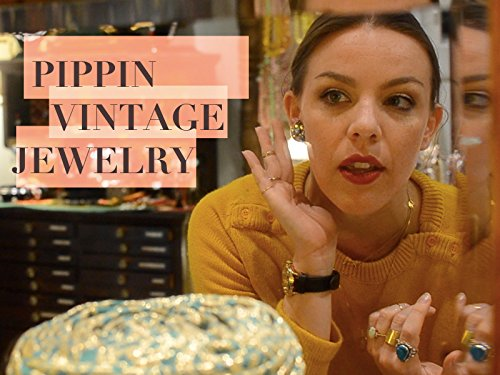 Vintage Costumes Jewellery - Pippin Vintage Jewelry and