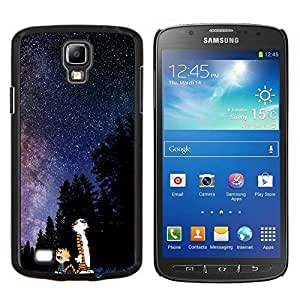 - Catoon Cat Milky Way For S4 Active I9295 (Do Not Fit S4) Duro Snap en el tel???¡¯???€????€?????fono celular de la cubierta @ Cat Family