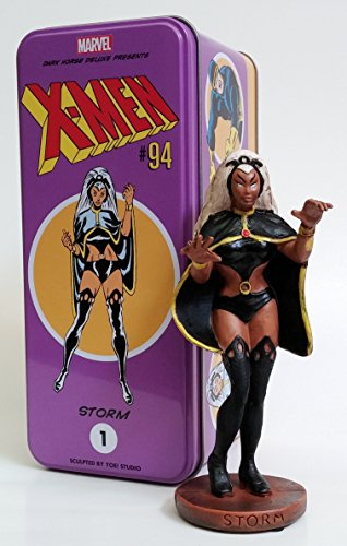 Dark Horse Deluxe Marvel Classic Characters: Uncanny X-Men #94: #1 Storm Statuette (Storm Halle Berry Costume)