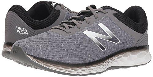 New Balance Men's Kaymin V1 Fresh Foam Running Shoe, Grey/Black, 7 D US by New Balance (Image #5)
