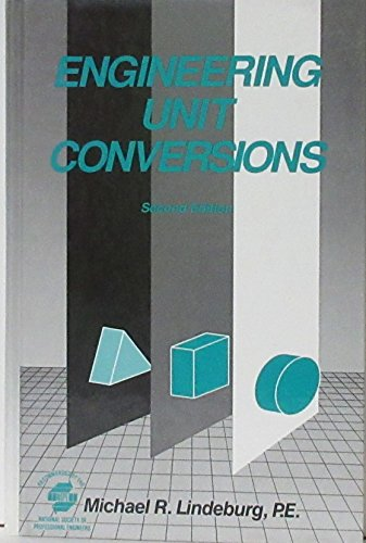 - Engineering Unit Conversions