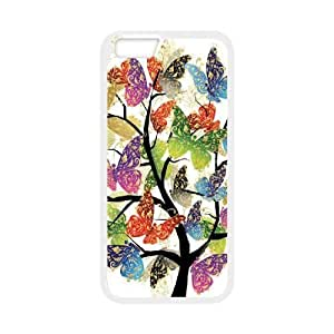 "Tree Bird Custom Case for Iphone6 4.7"", Personalized Tree Bird Case"