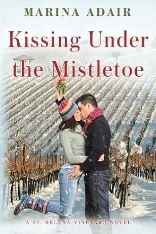 book cover of Kissing Under the Mistletoe