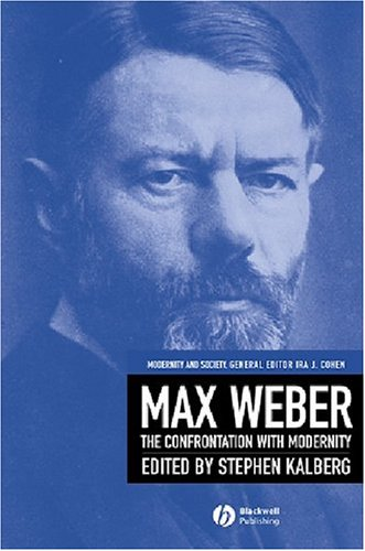 the thoughts of max weber on modern social science
