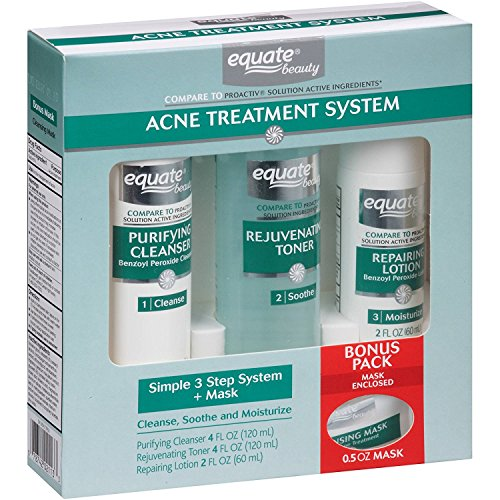 Equate 3 Step Acne Treatment System
