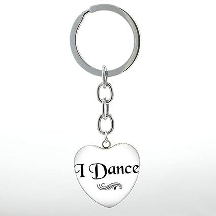 DCFVGB Elegante Ballet Llavero Vintage Danza Irlandesa ...