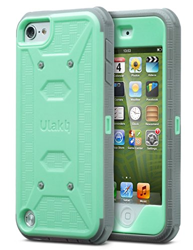 ULAK iPod Touch 6th Generation case with Screen Protector