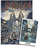 Merlin, tome 4 : Avalon