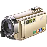 Camcorder, Hausbell Camcorder WiFi,HDV-5052 1920x1080p Digital Video Camera Camcorder Infrared Night Vision, Touch Screen HDMI Output (5052) (1 Pack)