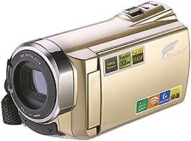 Camcorder Video Camera Hausbell HD Camcorder Digital Camcorder with Digital Video Camera WiFi Video Recorder 1920x1080P...
