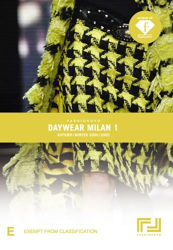 Fashion DVD - Daywear Milan 1 Autumn - Winter 2004-2005 - Miu Gucci Miu