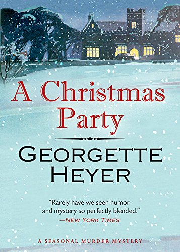 A Christmas Party: A Seasonal Murder Mystery/Envious Casca