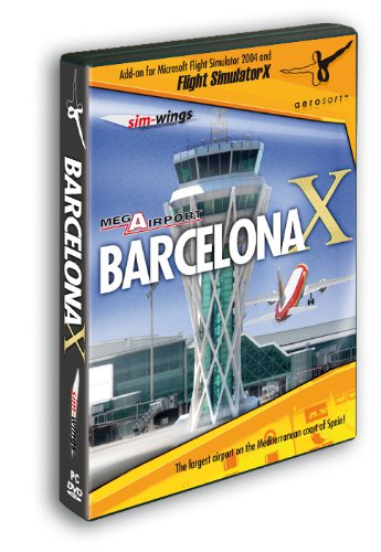 Mega Airport Barcelona (PC) (UK)