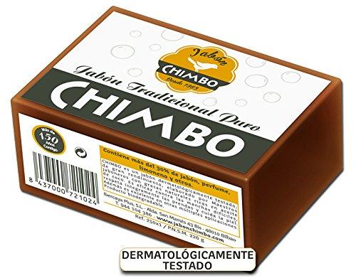 jabon tradicional puro