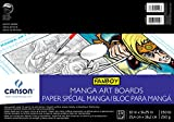 "Manga Art Boards Pad, 10""X14.25"""