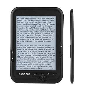 Vbestlife E-Reader Electrónicos e-Book Lector de Libros Pantalla ...