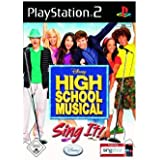 High School Musical - Sing it! - [PlayStation 2]