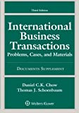 International Business Transactions: Problems, Cases, and Materials Documents Supplement (Supplements)