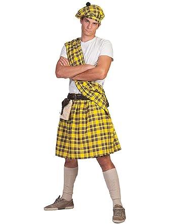 Amazon.com: Funny Fashion - Disfraz de Highlander para ...