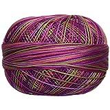 Handy Hands HH20-131 Embroidery Lizbeth Cordonnet Cotton Size 20-Vineyard Harvest
