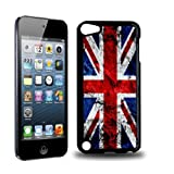 CellPowerCasesTM Grunge British Flag Apple iPod Touch 5G Case - Fits iPod 5th Generation