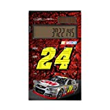 Jeff Gordon Desktop Calculator officially licensed by NASCAR Full Size Large Button Solar by keyscaper®
