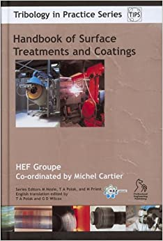 Handbook of Surface Treatment and Coatings (Tribology in Practice Series)