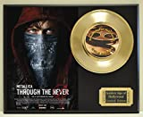 #2: Metallica Limited Edition Gold 45 Record Display. Only 500 made. Limited quanities. FREE US SHIPPING