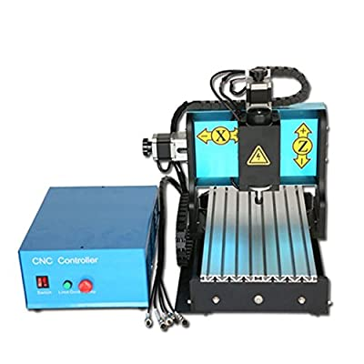Rhegeneshop 110V 300W 3 AXIS 3020 CNC Router Engraving Drilling Milling Machine USB Port