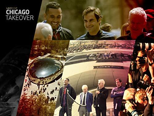 Laver Roger Rod Federer (Chicago Takeover Episode 2)