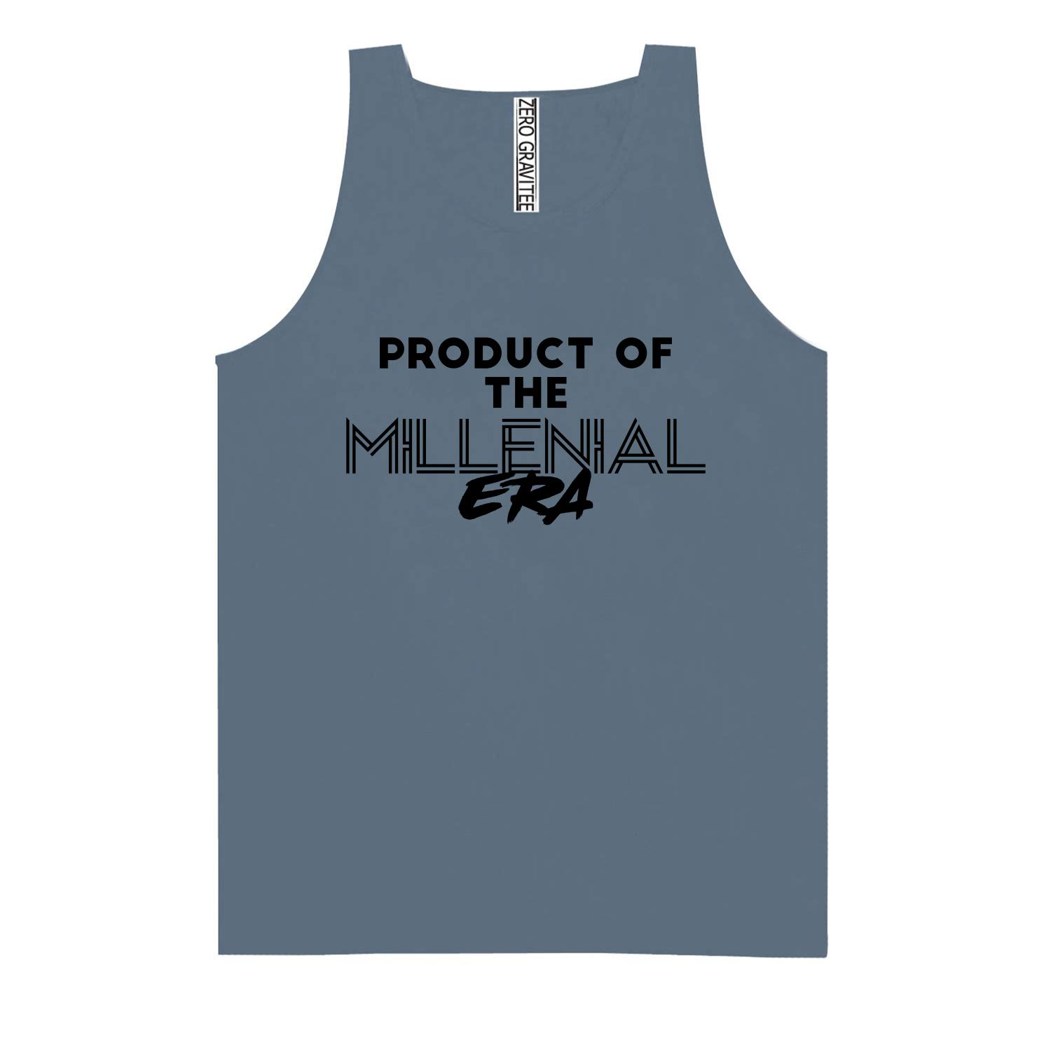 Product of The Millenial ERA Adult Pigment Dye Tank Top