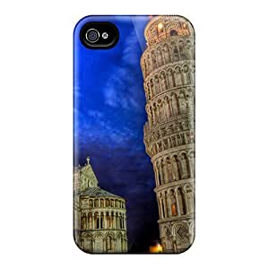 High Quality Torre De Pisa CoverWith Excellent Style Diy For Ipod 2/3/4 Case Cover