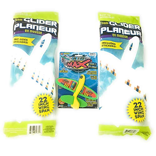 (Styrofoam Gliders- 22