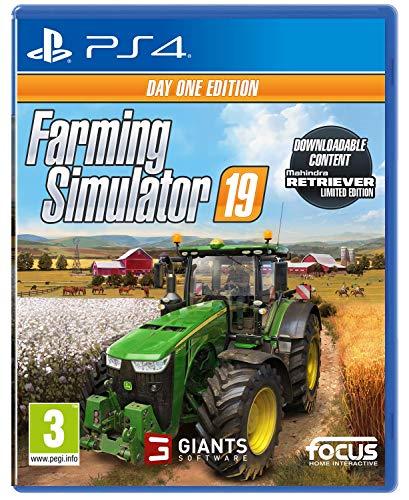 Farming Simulator 19 Day One Edition (PS4)